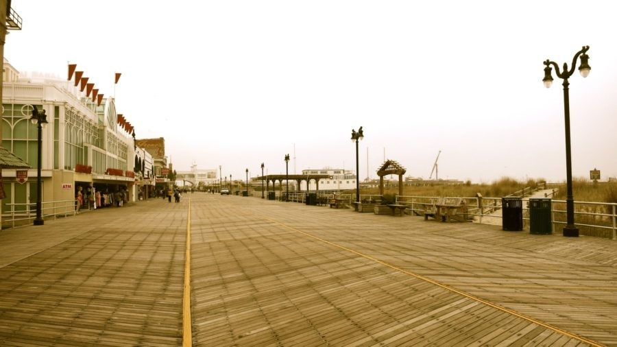 Atlantic City NJ: Who Needs Casinos When You have The Boardwalk?