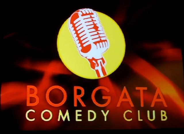 Borgata Comedy Club, Atlantic City NJ