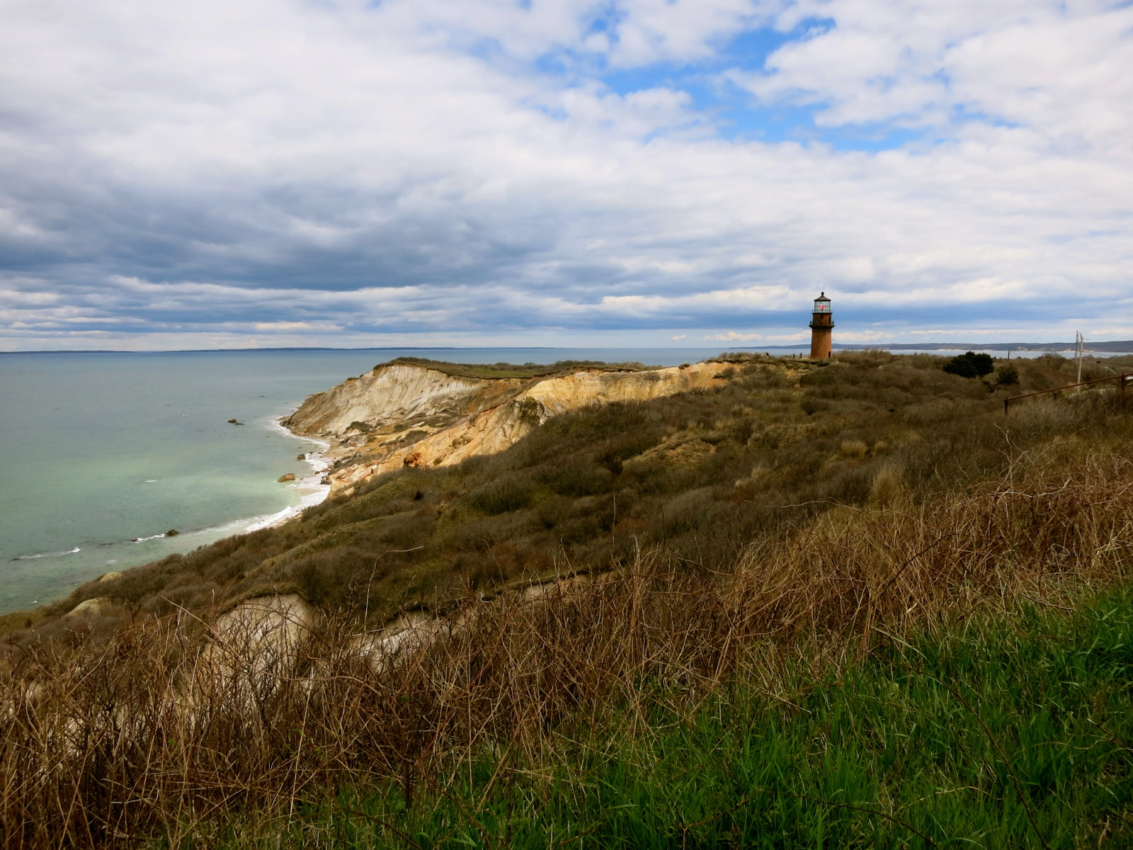 Gay Head Cliffs - Marthas Vineyard MA