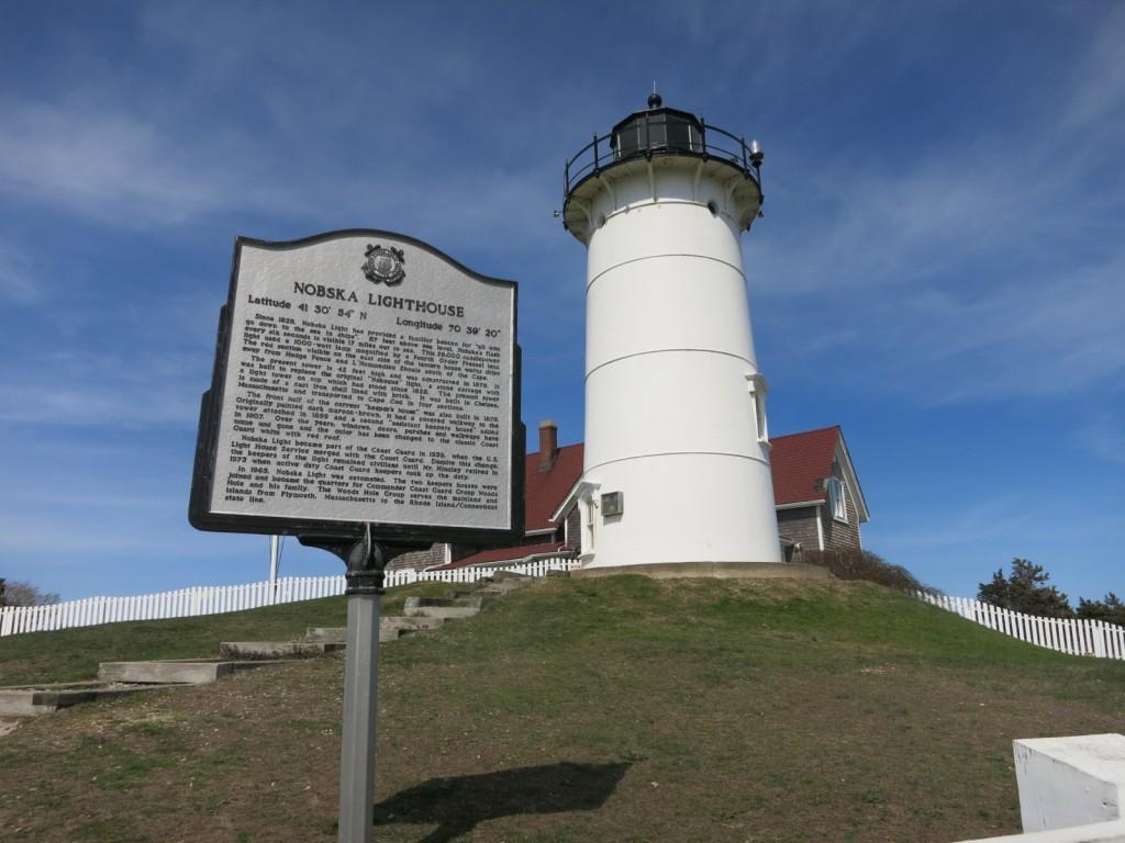 Nobska Lighthouse, Woods Hole MA