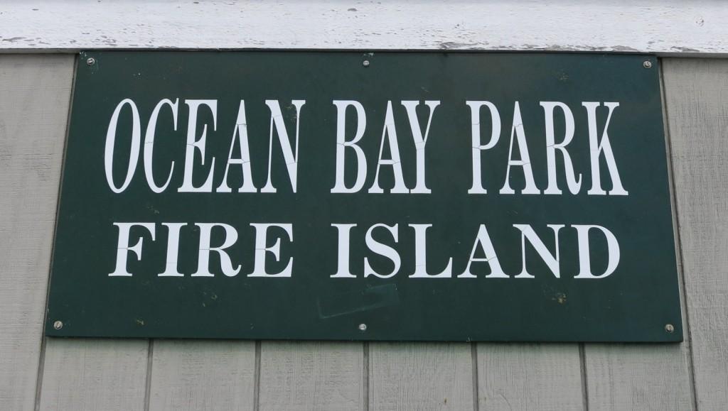Ocean Bay Park Ferry Dock, Fire Island NY