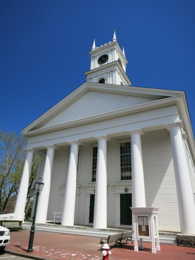Old Whaling Church, Edgartown, MA