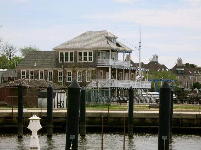 Shrewsbury Boat Club Ice House, Red Bank NJ