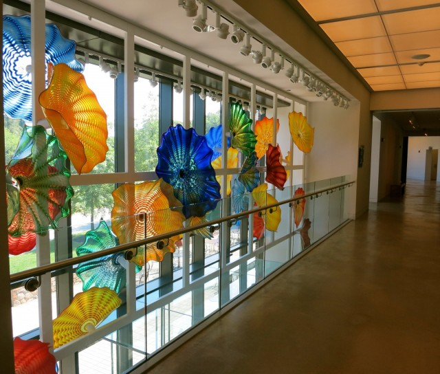 Chihuly Bridge, Delaware Art Museum, Wilmington