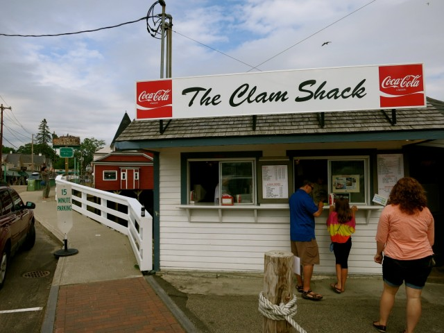 The Clam Shack, Kennebunks ME