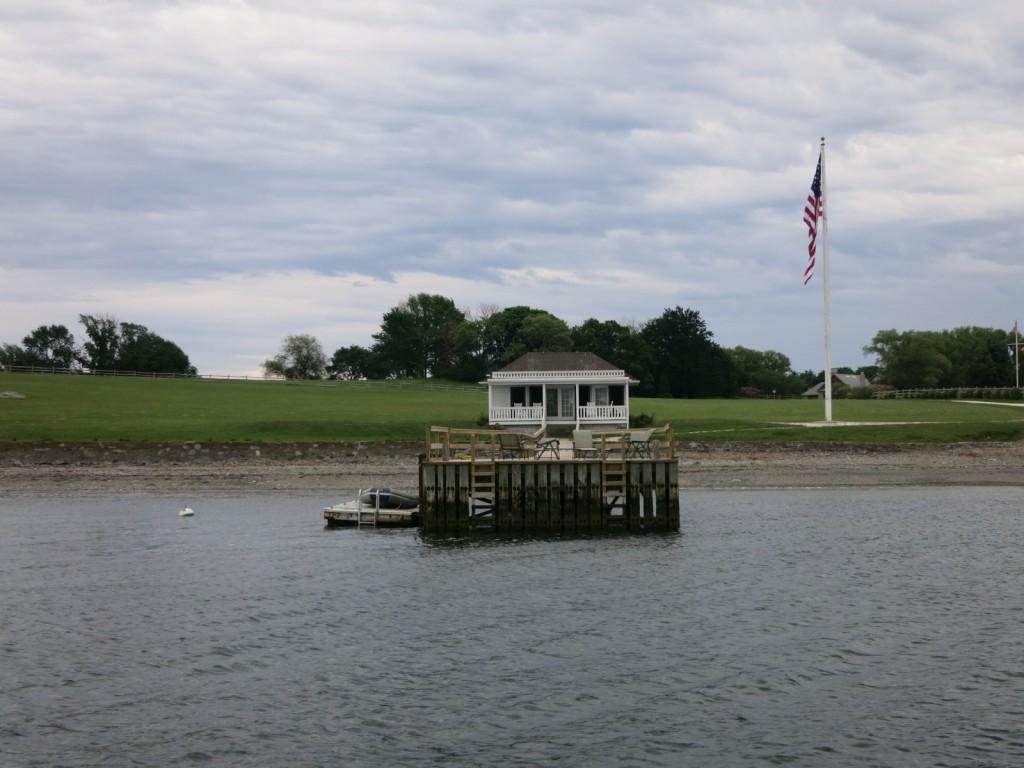 Daisy's Dock from Great Gatsby