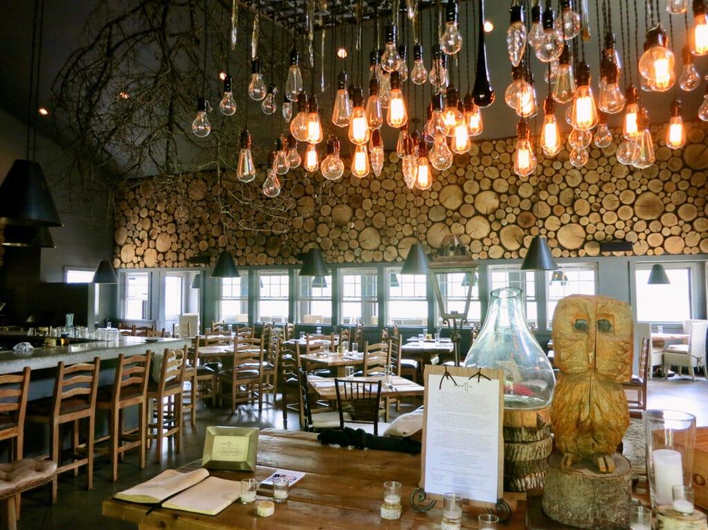 Earth Restaurant at Hidden Pond Kennebunk