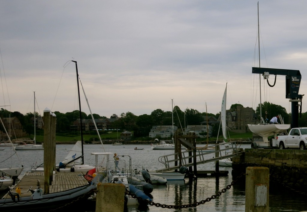 Newport Public Sailing Center at Fort Adams State Park