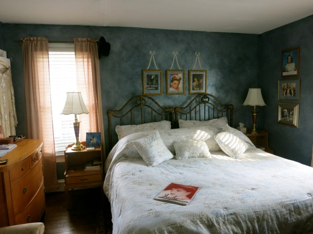 Judy Garland Room, Bedazzled Section of Bewitched and Bedazzled B&B, Rehoboth Beach D