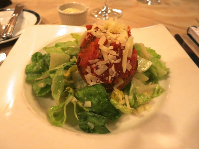 Caesar Salad, Krazy Kats at Inn at Montchanin Village, DE