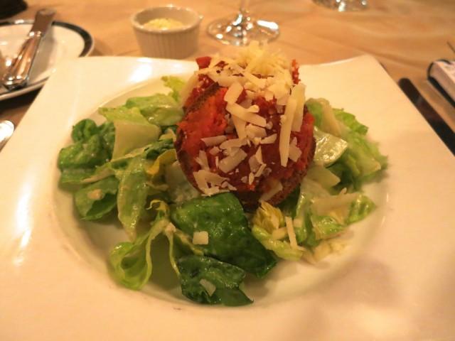 Caesar Salad, Krazy Kats at Inn at Montchanin Village, DE