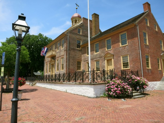 Old Courthouse, New Castle, DE