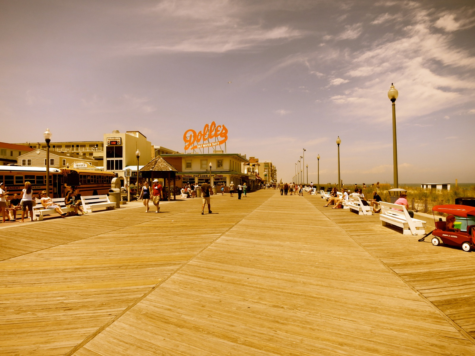 Rehoboth Beach Or Ocean City