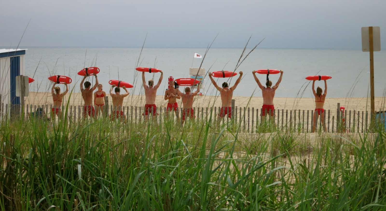 Lifeguards Rehobeth Beach