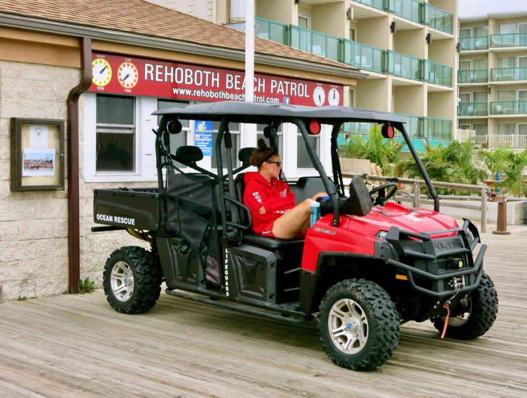 Rehoboth Beach Patrol DE