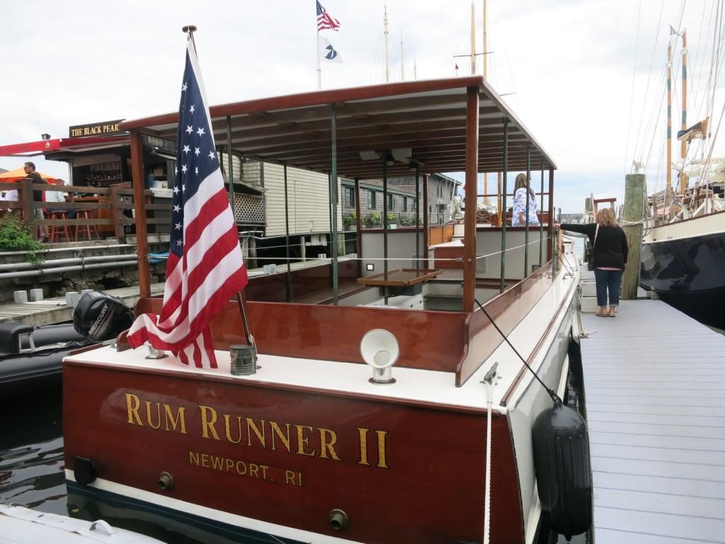 Rum Runner II, Newport RI