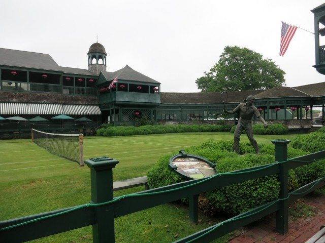 International Tennis Hall of Fame, Newport RI