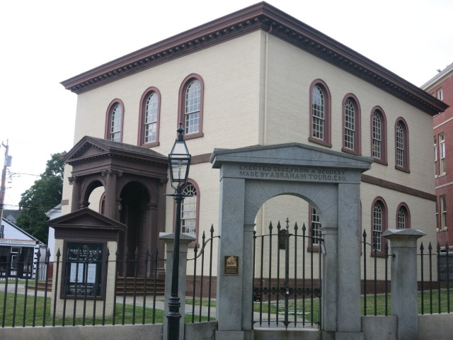 Touro Synagogue, Newport RI