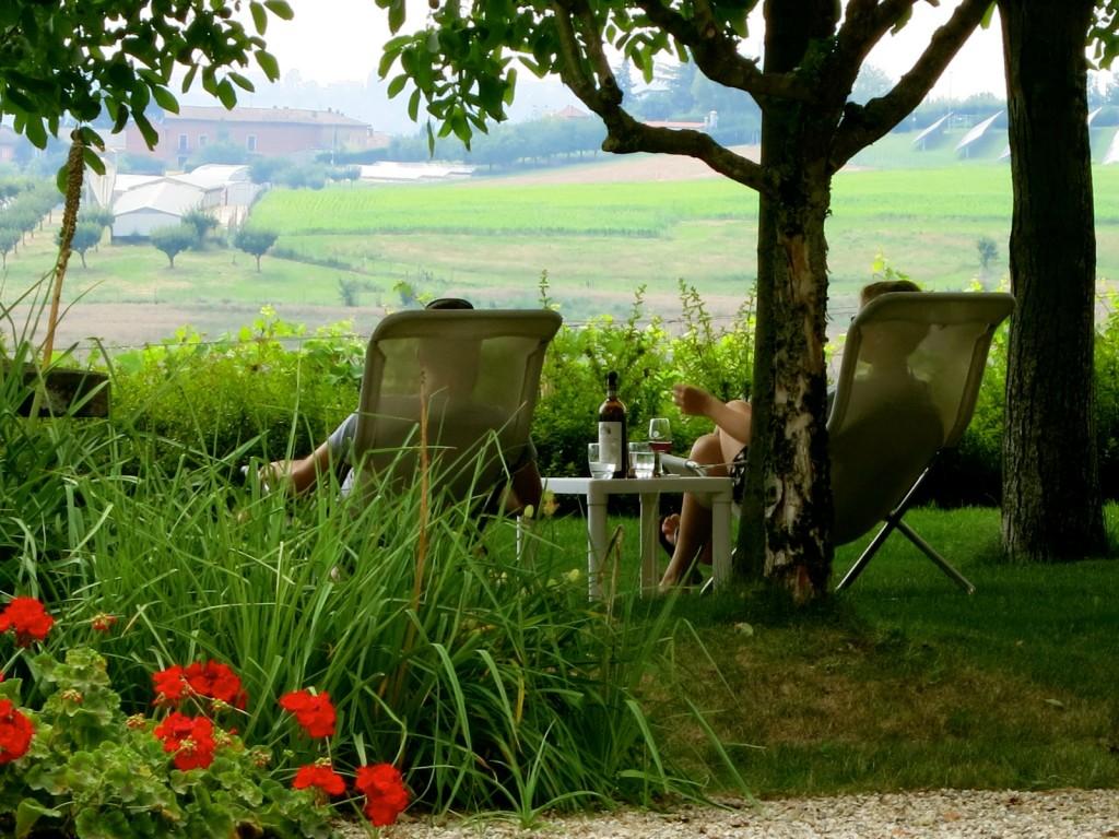 Castello Di Razzano near Asti, Italy