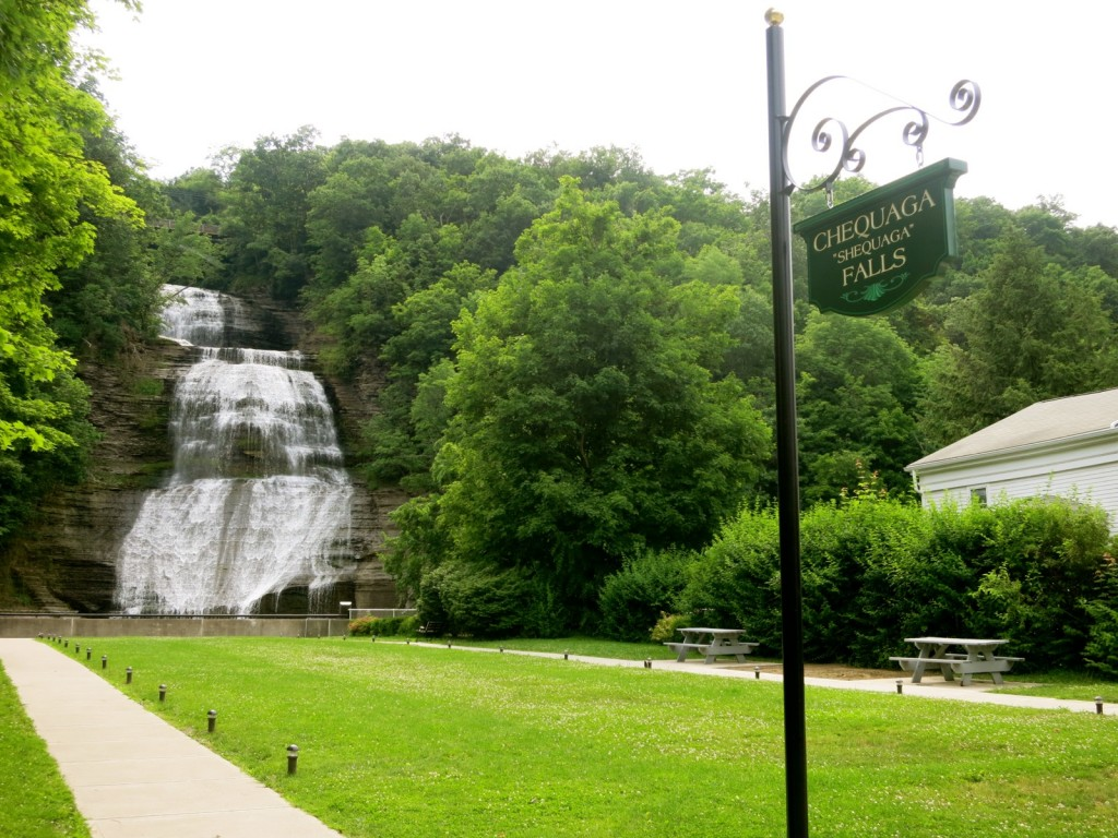 NY Waterfall pictures