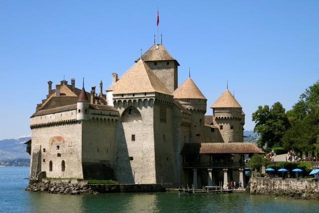Chillon Castle Montreux
