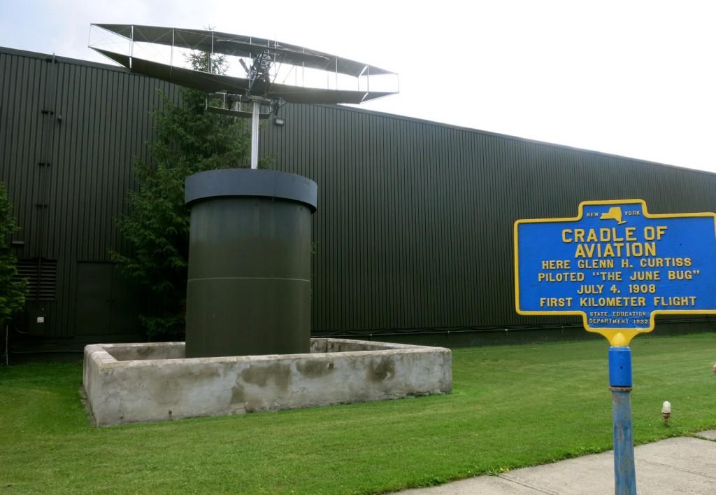 Glenn Curtiss Museum: Cradle of Aviation, Hammondsport NY