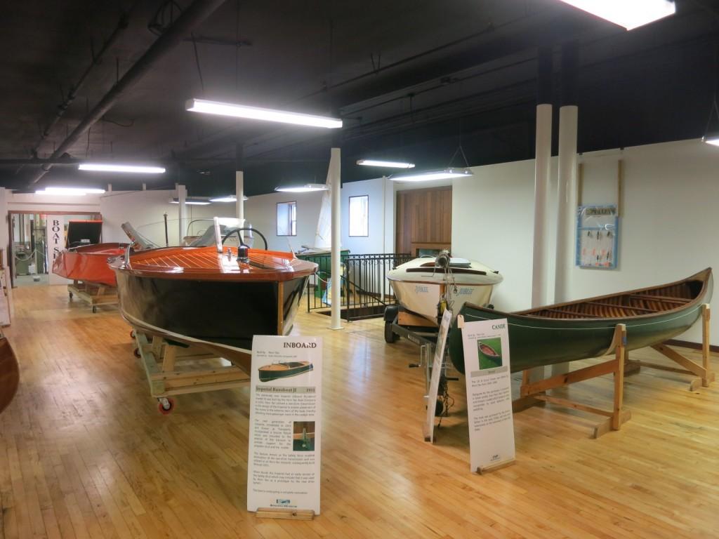 Finger Lakes Boating Museum, Hammondsport NY