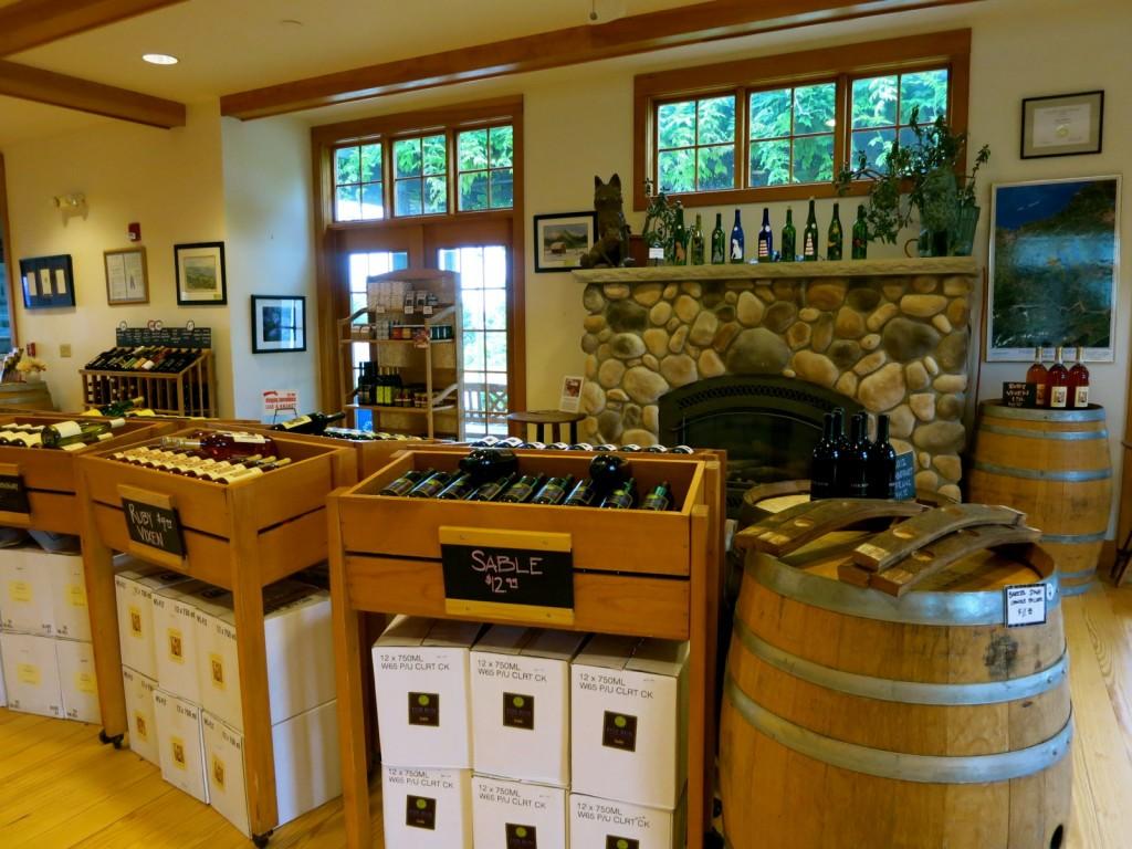 Fox-Run-Vineyards Seneca Lake NY
