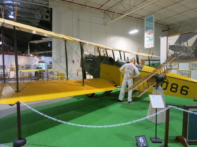 Glenn Curtis Museum, Hammondsport NY