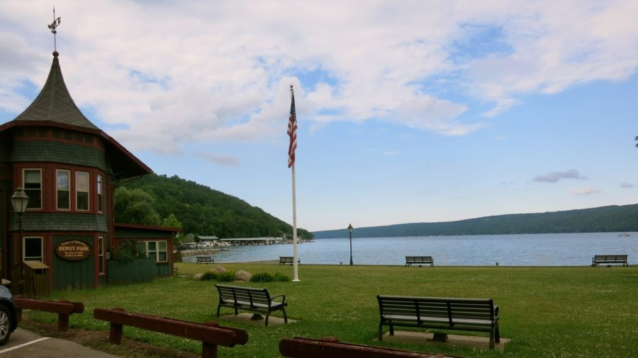 Keuka Lake NY: A Small Finger Lake With Big History
