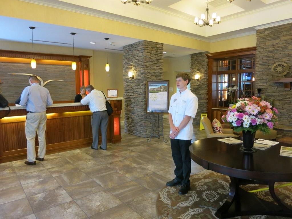 Harbor Hotel, Watkins Glen NY