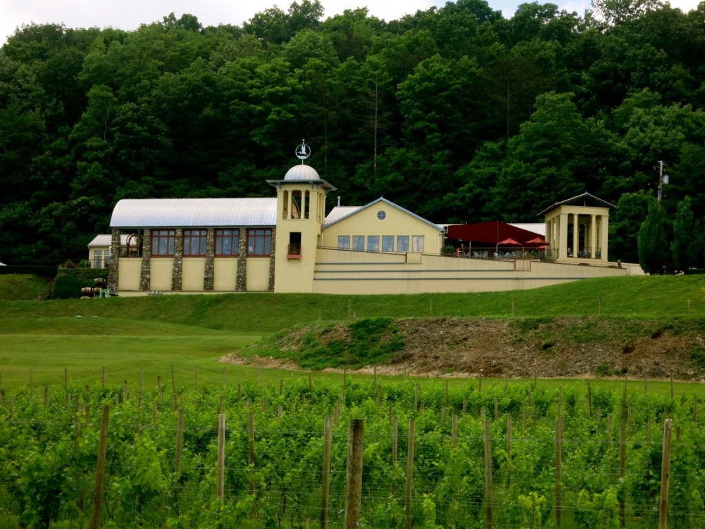 Heron Hill Winery, Keuka Lake NY