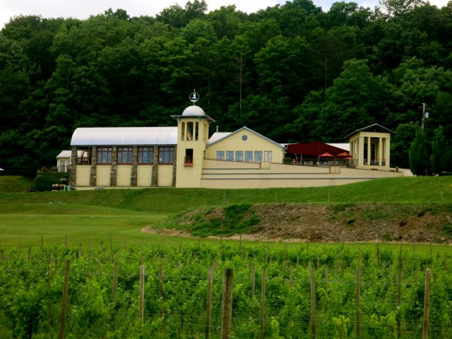 Heron Hill Winery, Keuka Lake NY