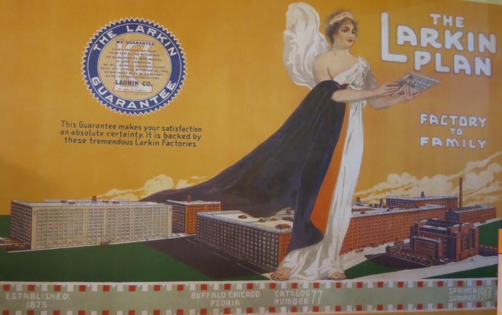 Larkin Company, Buffalo NY
