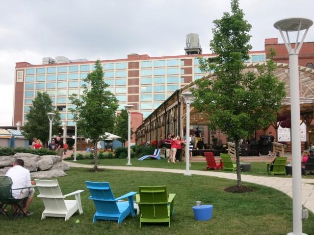 Larkin Square, Buffalo NY