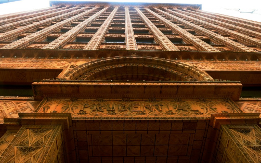 Louis Sullivan's Prudential Building, Buffalo NY