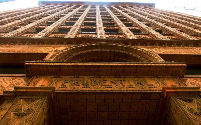 Louis Sullivan's Prudential Building, Buffalo NY