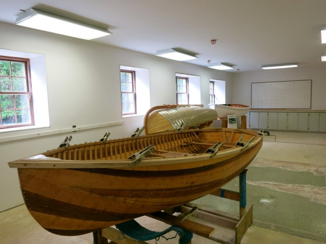 Make a Boat, Finger Lakes Boating Museum, Hammondsport NY