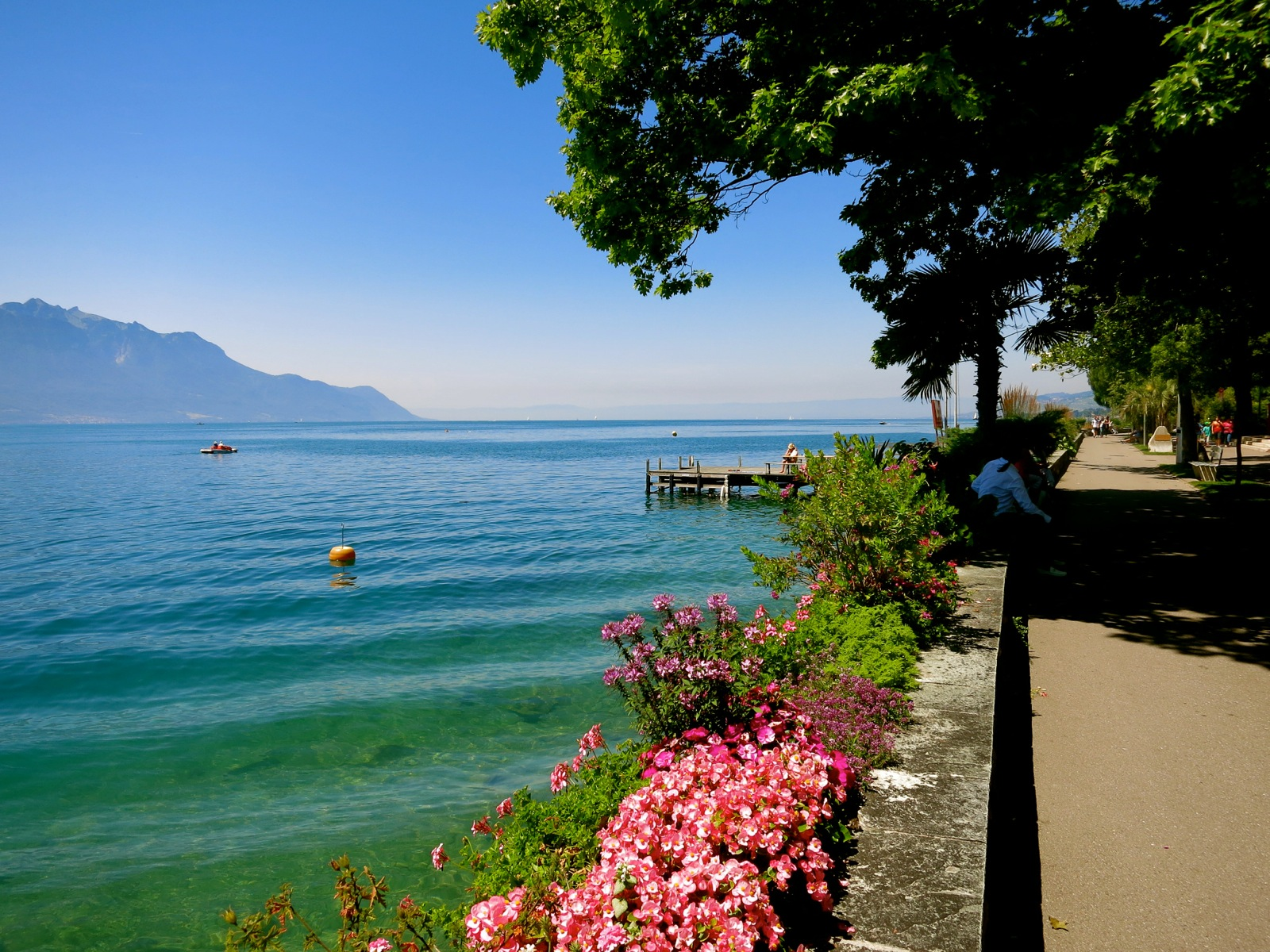 Montreux Switzerland And All That Jazz