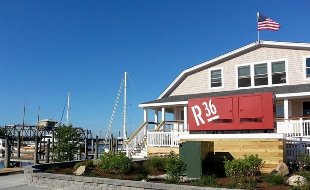 Red 36 Restaurant, Mystic CT
