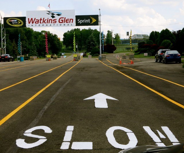 Watkins Glen International Speedway, Watkins Glen, NY