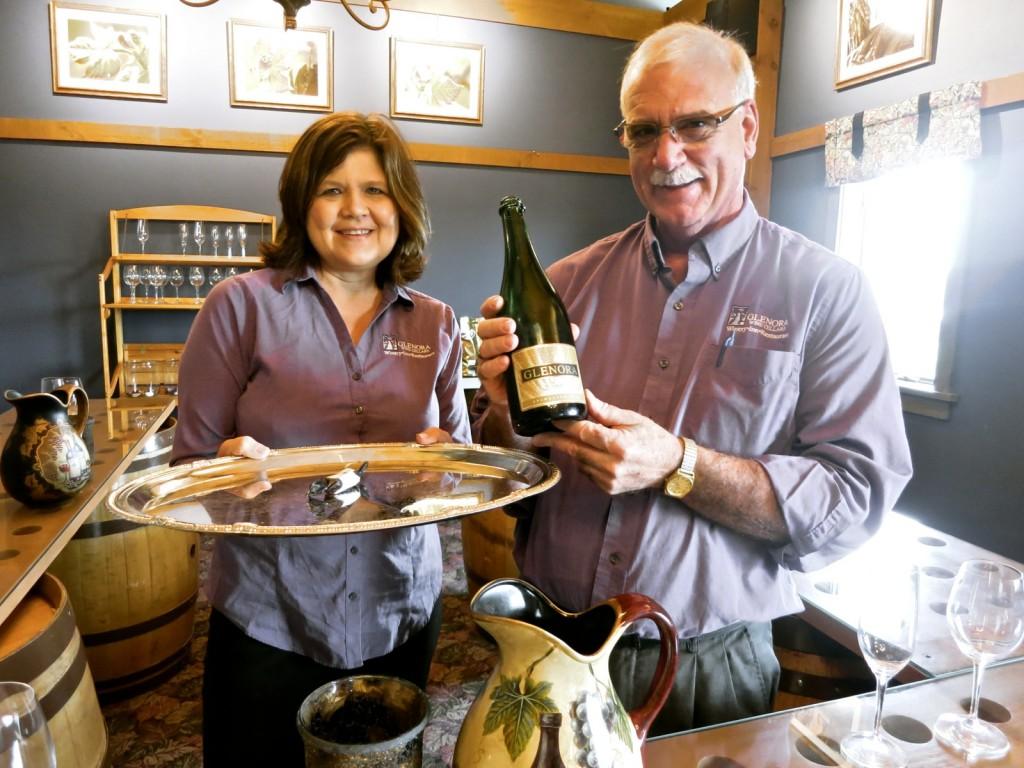 Wine Chocolate Pairing Glenora Wine Cellars Seneca Lake NY