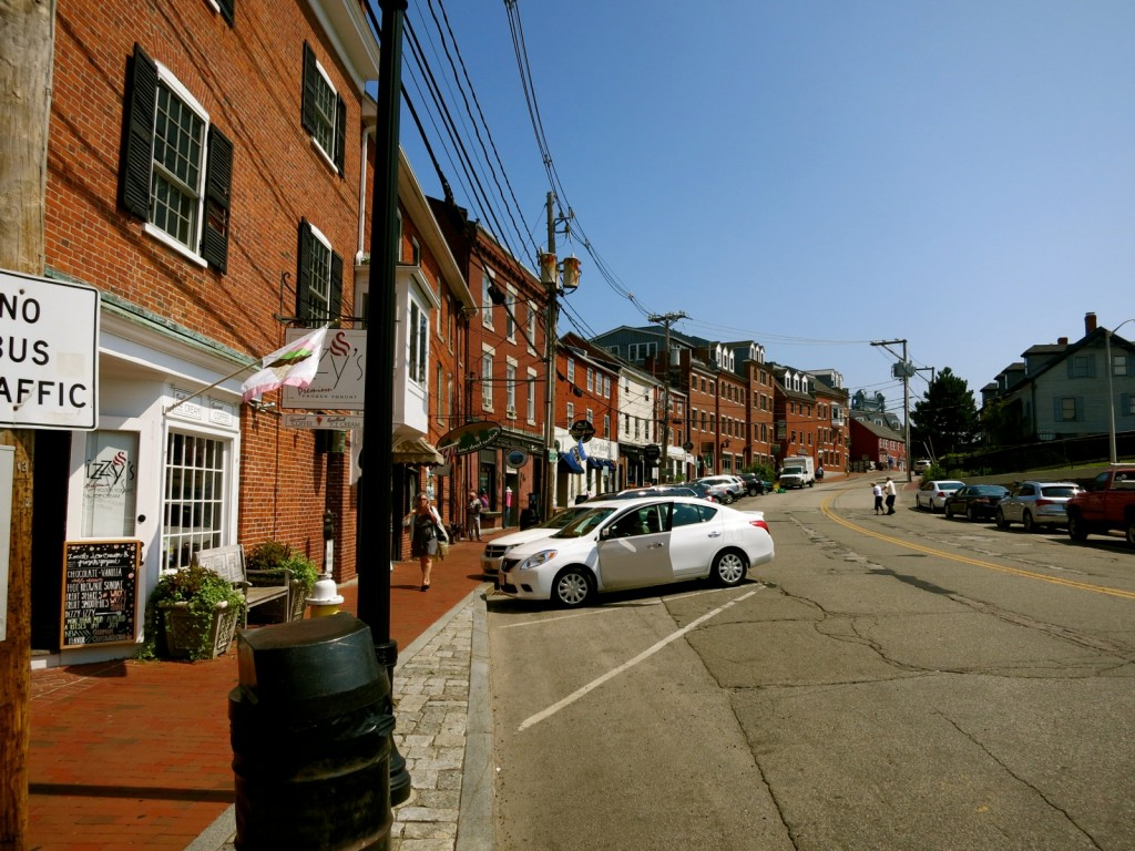 Bow Street, Portsmouth NH