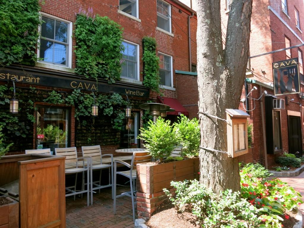 Cava Wine Bar, Portsmouth NH