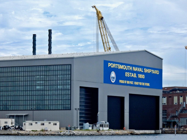 Portsmouth Naval Shipyard, Kittery ME