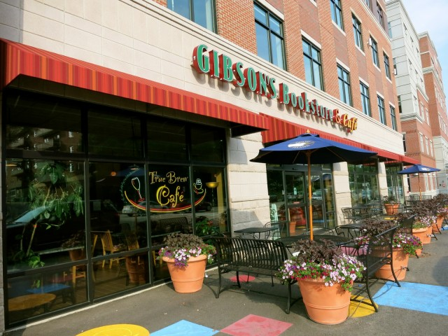 Gibson's Bookstore, Concord NH