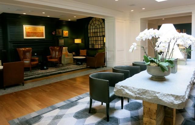 Hanover Inn Lobby