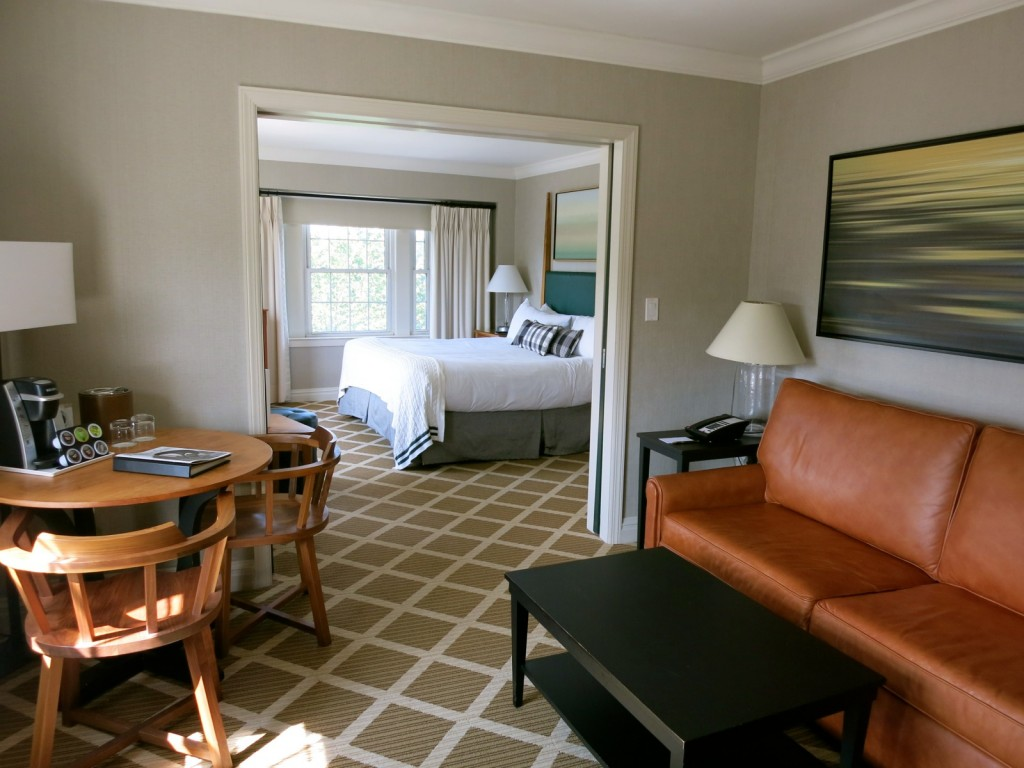 Suite at Hanover Inn on Dartmouth Campus, Hanover NH