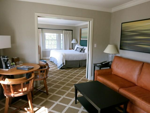 Suite at Hanover Inn on Dartmouth Campus, Hanover NH