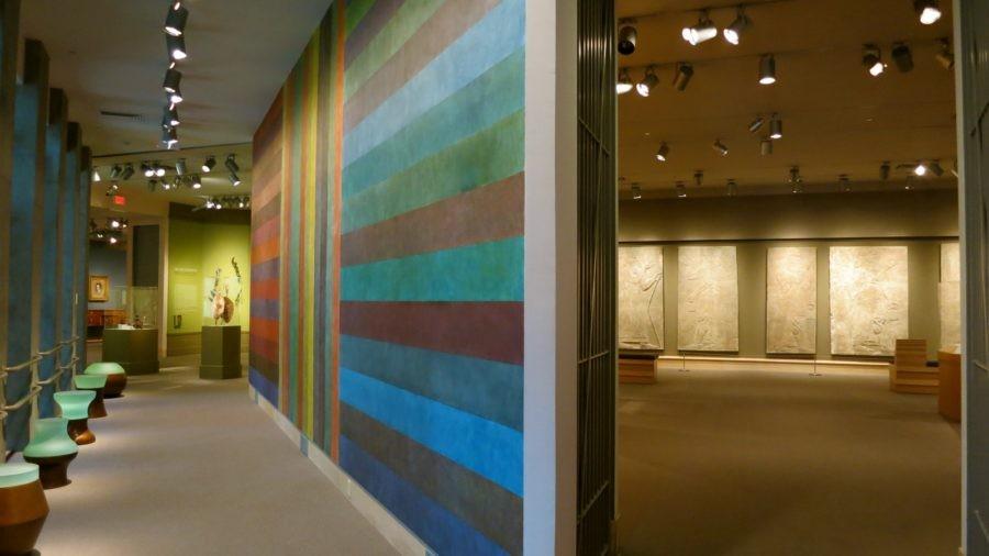 Hanover NH: Dartmouth, Assyrian Reliefs, Mexican Murals and the Appalachian Trail